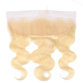Vvwig Premium 613 Body Wave Hair Indian Human Hair 4 Bundles With Frontal 13*4 Inch Lace No Smell Or Shedding - Vvwig.com