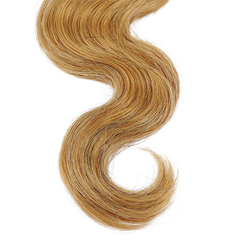 Vvwig Remy Hair 1B 27 Ombre Color 100% Handtied 4 Bundles With Closure Body Wave Hair No Smell Or Shedding - Vvwig.com