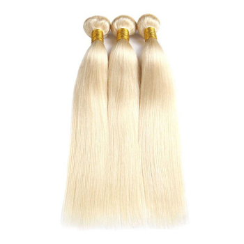 Vvwig 613 Hair Premium Straight Hair Breathable And Comfortable 3 Bundles With Closure 4*4 Inch Lace - Vvwig.com