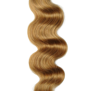 Vvwig 1B 27 Ombre Color Weave Hair 4 Bundles 100% Human Hair Body Wave Bundles Durable With Very Few Shedding - Vvwig.com