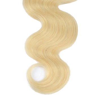 Vvwig 1B 613 Ombre Hair Body Wave Bundles Indian 100% Human Hair 1 Bundle Healthy Bouncy Shinny With Hightest Elasticity - Vvwig.com